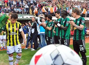 TFF'den Akhisarspor'a teşekkür