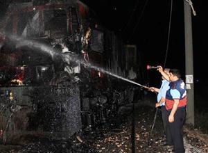 Devlet Demiryolları'dan Hatay'daki kazayla alakalı açıklama