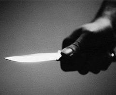 Hastane personeline döner bıçağıyla saldırdılar!