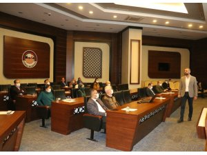 Körfez Belediyesi'nde kurum içi eğitimler devam ediyor