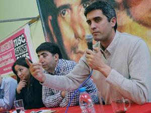 Mehmet Ali Alabora Londra'da Gezi'yi anlattı