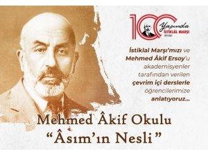 Mehmet Akif Okulu projesi hazırlandı