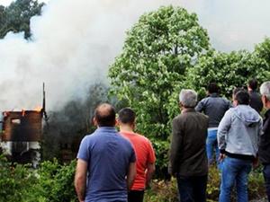 Yapımcı Atiye Rezzan Metin yangında öldü