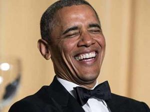 Obama eleştirilere gülerek cevap verdi