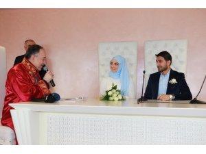 Kırıkkale'de 2020 yılında bin 407 çift evlendi