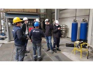 OKA bölgede kaynak verimliliği enerji etüt çalışmasına başladı