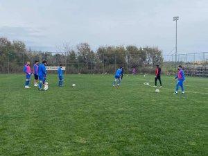 Erbaaspor'dan 11 oyuncuyu renklerine bağladı