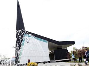 Semazen camii yakında ibadete açılıyor