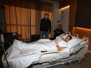 Ferdi Kadıoğlu ameliyat oldu