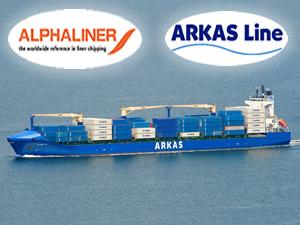 Arkas Line, dünyanın 28'inci konteyner taşımacılık şirketi oldu