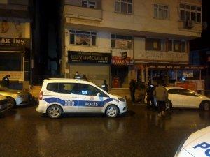 Kuyumcuyu soyan hırsız polis ekipleri tarafından kıskıvrak yakalandı