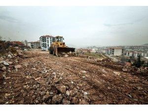 Altındağ Belediyesi 1 yılda 18 kilometre yeni yol açtı