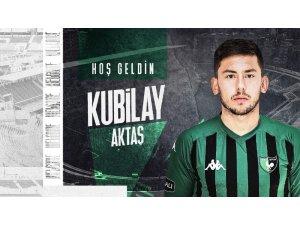 Denizlispor, Kubilay Aktaş'ı renklerine bağladı