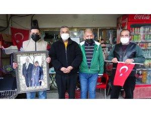 Mardin esnafı Bakan Soylu'nun annesine hakarette bulunulmasını kınadı