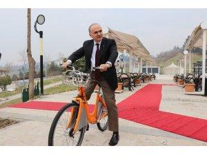 Düzce'ye 500 bisiklet ve scooter geliyor