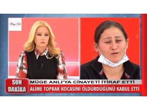 Müge Anlı'nın canlı yayınında cinayet itirafı