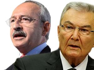 Kılıçdaroğlu ve Baykal Meclis'te görüştü