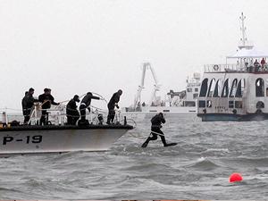 Batan feribotta arama yapan dalgıç yaşamını yitirdi