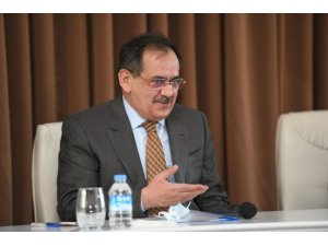 Başkan Demir'den personele 'üretim' mesajı