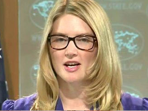 ABD'den Davutoğlu'nun açıklamasına cevap geldi