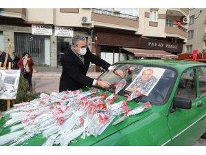 Uğur Mumcu, ölümünün 28. yılında Gaziemir'de anıldı