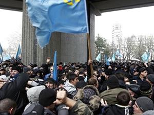 Tatarları Kırım'a almadılar