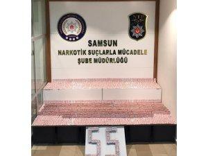 21 bin uyuşturucu hapla ilgili 6 kişi adliyeye sevk edildi