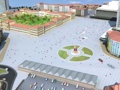 Danıştay, Taksim projesini iptal etti