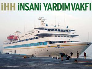 M/F Mavi Marmara gemisi, 2 yıllığına kiralandı