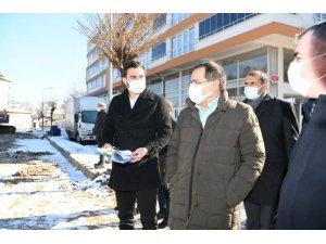 """Başkan Demir: """"Samsun'un her köşesini şantiyeye çevirdik"""""""