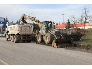 İnegöl Belediyesi çalışmalarına hız kesmeden devam ediyor
