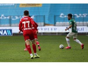 Süper Lig: Konyaspor: 0 - Antalyaspor: 0 (Maç sonucu)