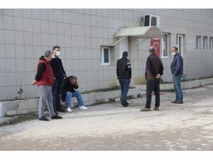 Sinop'ta yüksek gerilim hattı patladı, iki ilçede elektrik kesildi