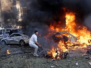 Tahran'da büyük patlama