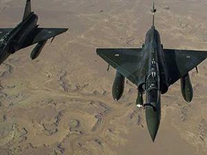 Türk jetleri PKK'yı hedef alıyor