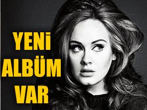 Adele yeni albüm müjdesini verdi