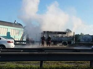 Yanan minibüs İstanbul trafiğinde zor anlar yaşattı