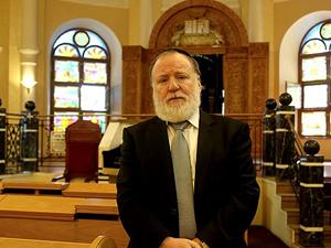 Yahudiler Odessa'dan ayrılmıyor