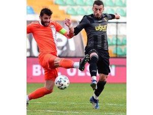 TFF 1. Lig: İstanbulspor: 1 - Adanaspor: 0