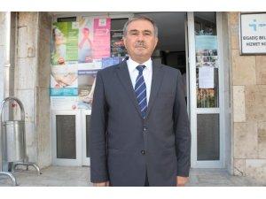 Başkan Avcu, hastaneye kaldırıldı