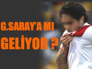 Yıldız isim Galatasaray'a mı geliyor?