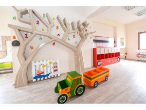 Altındağ Belediyesi'nden bebek kütüphanesi hizmeti