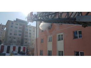 Edremit'te korkutan yangın