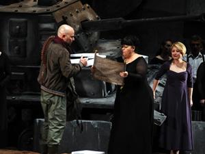 """Herkül"""" Operasının Antalya'da Prömiyeri Yapıldı"""