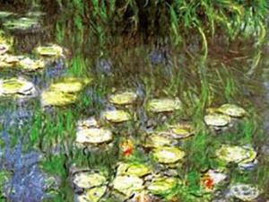 """Monet'nin """"Nilüferler""""i satıldı"""