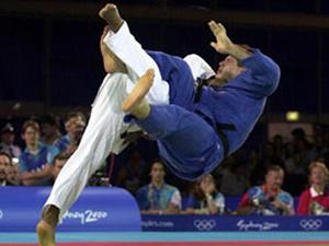 """Judo Milli Takımı, """"grand slam"""" sınavında"""