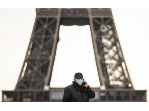 Fransa'da son 24 saatte 22 bin 86 yeni vaka