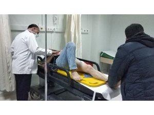 Samsun'da silahlı sadırı: 1 yaralı