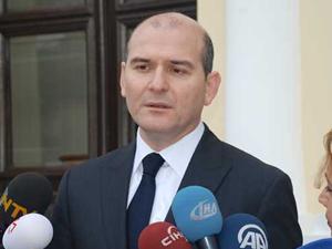 AK Parti Genel Başkan Yardımcısı Soylu Ağrı'da