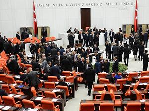 Partilerin Meclis grupları komisyon çalışması başladı
